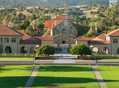Top College Choice: Stanford University is America's Dream College