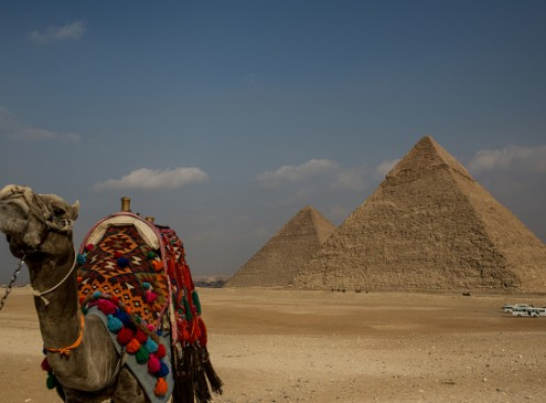 Egyptian Archeologists Discover Another Ancient Pyramid in Egypt