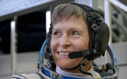 Astronaut Peggy Whitson of NASA