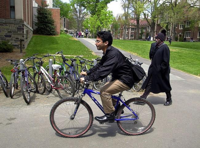 Princeton Foreign Student