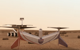 NASA Langley Engineers Propose Mars Flyer Concept
