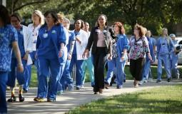 Nurses in Texas