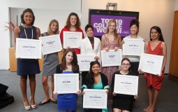 Glamour Best College Women Awardees