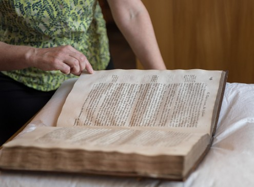 Brandywine Professor Receives Fellowships To Document Historical Figure Zilpha Elaw [Video]