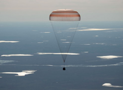 NASA Astronauts From International Space Stations Return To Earth [VIDEO]
