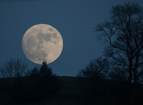 April's Pink Moon Rise Tonight; Catch The Chance To Witness [VIDEO]