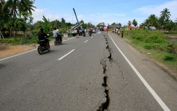 Deadly Earthquake Strikes Indonesia's Aceh Province