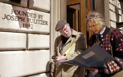 Harvard Scores Four Pulitzer Prize Awards