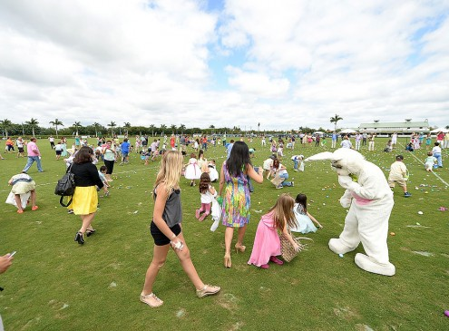 Easter Egg Hunt Challenge Is On At US Colleges and Universities [Video]