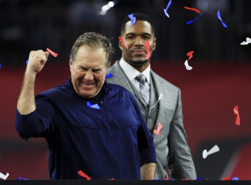 Bill Belichick And His Take On Succes; Ditching Social Media Is The Way To Go [Video}