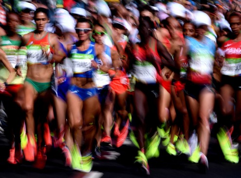 Harvard Study: Roadblocks in Marathons Lead to Higher Mortality Rate