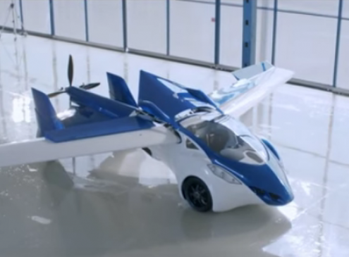 AeroMobil: First Production-Ready Flying Car For Release [Video]