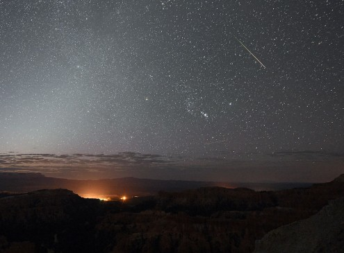 Watch The Lyrid Meteor Shower; Peak Date, What To Expect [Video]