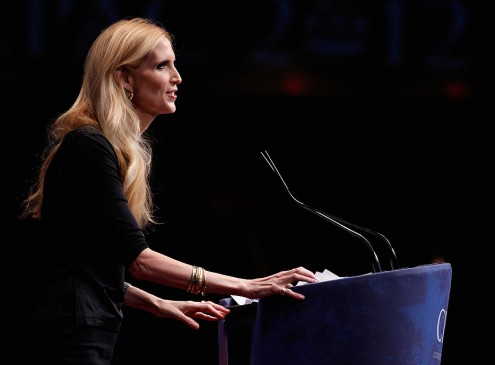 Ann Coulter To Speak At Public Berkeley Sproul Plaza [VIDEO]
