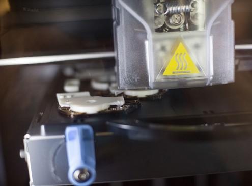 Dimitri: Cornell University's Student Startup DIY 3D Printer [VIDEO]