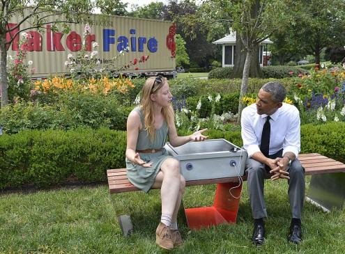 Cornell University Hosts Maker Faire For Student Entrepreneurs [VIDEO]