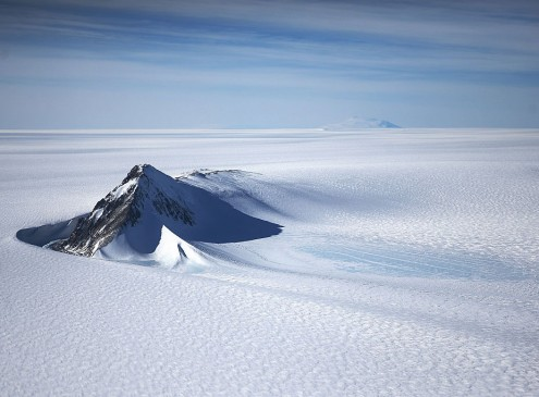 Glacier Recession in Antarctic Peninsula Slows Down, According to Unviersity Of Leeds [VIDEO]