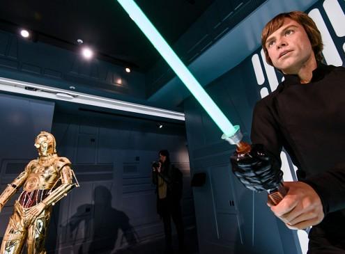 Newcastle University Builds Real Luke Skywalker Prosthetic Arm in 'Star Wars' [VIDEO]