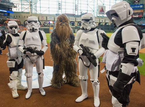 May The 4th Be With You: Star Wars Day Celebrated by US Colleges [VIDEO]