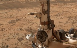 NASA's Curiosity Rover Is Digging Mars To Help Scientists Understand The Wind and Land On The Red Planet