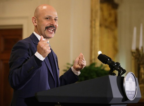 UC Berkeley Graduation Champions Free Speech With Maz Jobrani [VIDEO]
