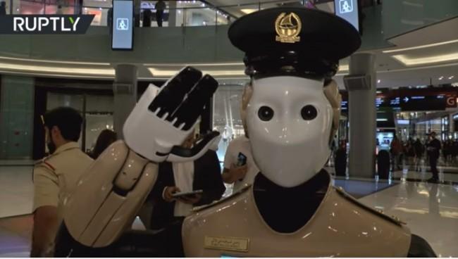 Robocop Is Here