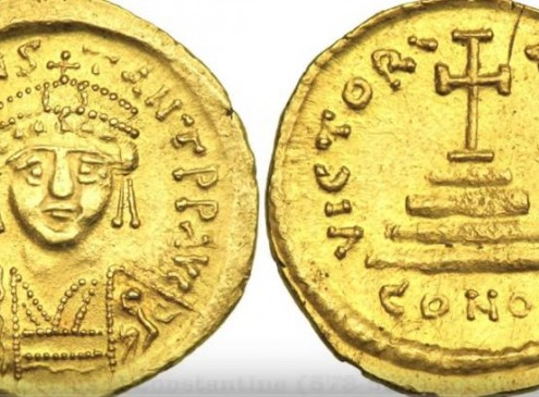 Princeton University Now Has Rare Peter Donald Byzantine Coins [VIDEO]