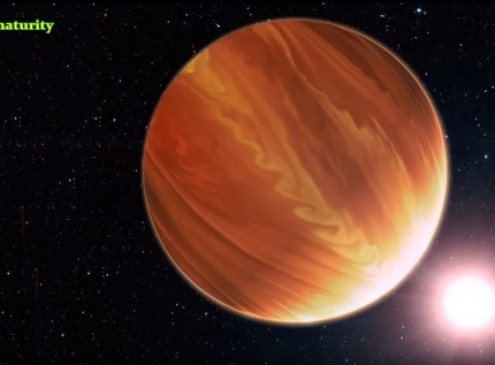 'Hot Jupiter' Exoplanet Magnetism Leads To Winds Getting Interrupted [VIDEO]