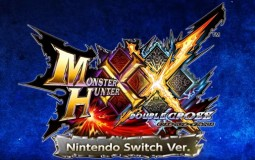 Nintendo Switch Version Of 'Monster Hunter XX' Supports Cross-Play