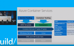 Building Applications Using the Azure Containers Service