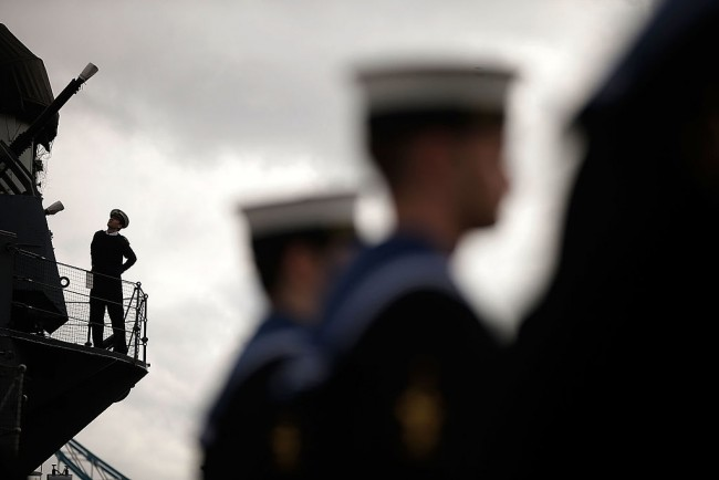 Commercial Salvaging Of Warship Has Upset Veterans