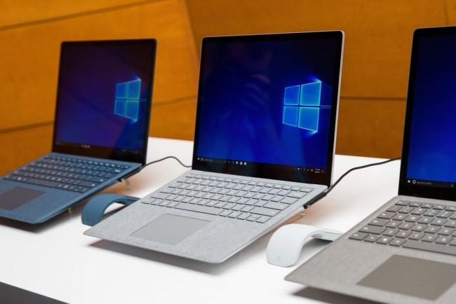 Microsoft Surface Pro vs Samsung Galaxy Book