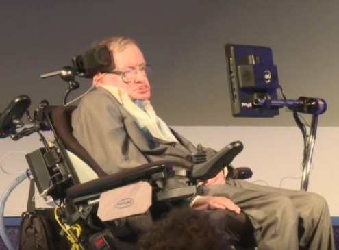 Stephen Hawking And The Future Humanity: Send Astronauts To The Moon By 2020 [VIDEO]