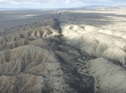 Signs Of Past California 'Mega-Quakes' Show Danger Of The Big One On San Andreas Fault [VIDEO]