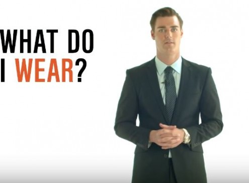 How College Can Train Students To Use Better Fashion Sense For Work [VIDEO]
