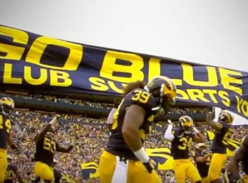 University of Michigan Coach  Requests The Obamas To Be Honorary Football Captains [VIDEO]