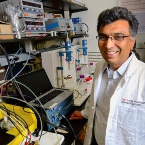 USC researchers Create Organic Batteries from Eco Components.
