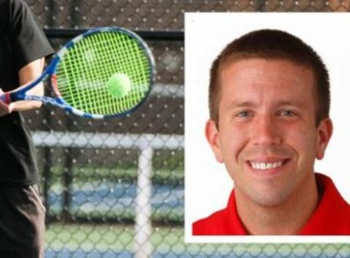 Nick Rohner Named New Tennis Coach for Wittenberg Tigers