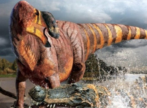 Palaeontologists Discover New Hadrosaur with Large Nose