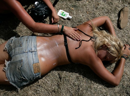 UC San Diego Chemists Create 'Ultimate' Natural Sunscreen [VIDEO]